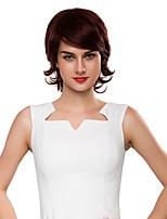 encantador cuerpo evaginar remy ondulado natural del pelo humano peluca sin tapa para la mujer