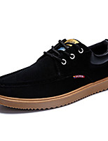 Men's Shoes Athletic Fleece Fashion Sneakers Black / Blue / Khaki