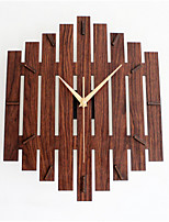 Simple Wooden Wall Clock