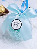 Boîtes à cadeaux / Bocaux à Bonbons et Bouteilles / Boîtes Cadeaux(Lavande / Or / Vert / Rose / Rouge / Bleu,Plastique)Thème classique /