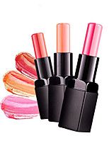 Lipstick Dry Cream Coloured gloss / Long Lasting / Natural Red / Pink / Orange 1 other