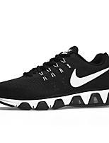 Zapatos Sneakers Tejido Negro / Bronceado Hombre