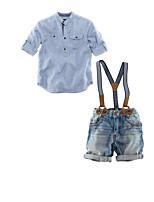 Zentai-Criança- deNatal / Dia da Criança-N/A-Fantasias-Camisa / Calções / Correia