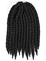 neue havanna mambo Twist, havanna Geflecht Twist synthetischen häkeln Zöpfen für Kinder und weibliche Haarverlängerung