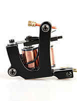 Pop Tattoo Machine Shader 10 Coils Cast Iron High Quality Handmade Machines