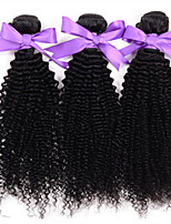 8A Brazilian Curly Virgin Hair Unprocessed Brazilian Kinky Curly Virgin Hair Brazilian Deep Curly Human Hair 3 Bundles