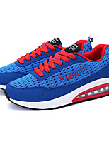 Men's Shoes Athletic Tulle Fashion Sneakers Black / Blue / Green