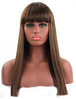 Colorfully Synthetic Top Quality Straight Multi-color Cosplay Synthetic Wigs