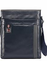 X.BNJ Men Shouder Bags Top Grade Genuine Leather Men Business Bag Vintage First Layer Cowhide Messenger Bags