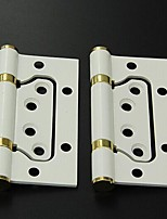 Stainless Steel Door Hinge / Window Hinge White and Gold Finished