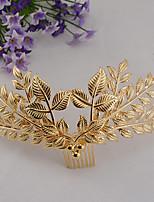 נזרים / מסרקי שיער כיסוי ראש נשים חתונה / אירוע מיוחד סגסוגת חתונה / אירוע מיוחד חלק 1