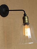Stile Mini Lampade a candela da parete,Tradizionale/classico E26/E27 Metallo
