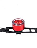 Eclairage de Velo,Eclairage ARRIERE de Vélo-1 Mode 2 Lumens Couleurs changeantes Pile boutonx2 Batterie Cyclisme/Vélo Noir / Bleu / Rouge