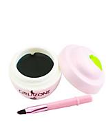 Eyeliner Liquide Humide Etendu Noir / Auburn Yeux 1 1 Others
