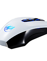 War Wolf 7D Wired Gaming Mouse 3200dpi Backlit Breathing Light for LOL/CF/DOTA