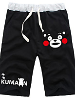 Inspired by Kumamon Daily Cosplay Boys' Pure Cotton Shorts