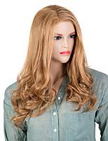 perruques avant de dentelle MAYSU main attachée pour les femmes