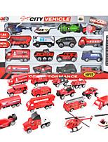 Dibang 079,016 models glide ratio alloy model car / one sixty-four fire Shantou toy car (2 setsPCS)