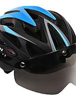 Casco(Rojo / Azul / Anaranjado,PC / EPS / EVA) -Montaña / Carretera / Deportes- deCiclismo / Ciclismo de Montaña / Ciclismo de Pista /