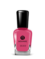 Mshare Pregnant Women with Children Available Rose 15ML Nail Polish for 2 Years