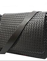 Men-Outdoor-PU-Shoulder Bag-Blue / Brown / Black