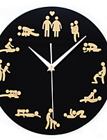 Fashion Creative Fun Personality Wall Clock