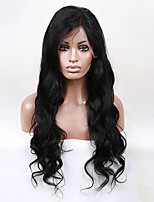 HOT Selling Long Body Wave Lace Wig Brazilian Human Virgin Hair