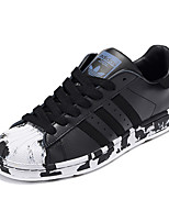 Adidas Originals Superstar Men's Skate Shoe Casual Sneakers Shoes White Black Print