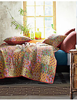 3PC Quilt Sets Full Cotton Seamed 92