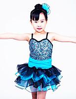 Accesorios(Azul,Espándex / Lentejuela,Ballet) -Ballet- paraNiños