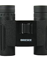 BRESEE 8 25mm mm Binoculares BAK4 Resistente a la intemperie # 30mm Enfoque Central Revestimiento Múltiple Uso General Normal Negro