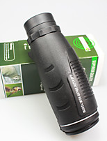 Luxun 30 50mm mm Monocular BAK4 Resistente a la intemperie # # Enfoque Central Revestimiento Múltiple Uso General Normal Negro