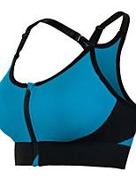Corrida Sutiã Mulheres Secagem Rápida / Redutor de Suor Corrida Esportivo Wear Sports Verde / Vermelho / Preto / Azul / Roxo