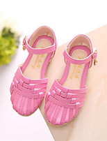 Girls' Shoes Casual Comfort PU Sandals Pink