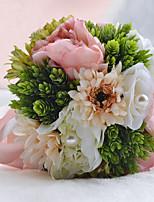 Свадебные цветы Букеты Свадебное белье Кружево 24 см