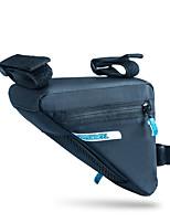 Bolsa para Quadro de Bicicleta Zíper á Prova-de-Água / Á Prova de Humidade / Camurça de Vaca á Prova-de-Choque / Vestível CiclismoPele PU