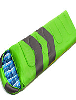 Sleeping Bag Rectangular Bag Single 10°C Duck Down 1100g 210X70 Camping Breathability / Cold Weather Yunyi