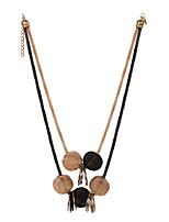 LGSP Women's Alloy / Acrylic Necklace  Daily Non Stone-61161055