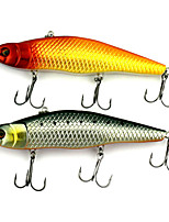 14.8cm 48.5g/Pcs Lures Bait Swimming Layer Full-VIB Lure Hard Bait Fishing Bait Fishing Boat Lure Road Asia Bait 1PC