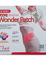 Hot New 1set Wonder Patch Upper Body Treatment Patch for Face Arm slimming Dissolve Fat Burning Paster for Body Beauty