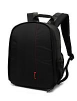 INDEPMAN Waterproof Camera/Lens Backpack DSLR Camera Bag 26.5*1.5*33 Green/Red/Orange Inside