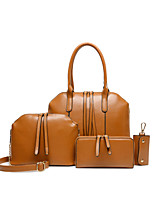 Women PU Formal / Casual / Office & Career / Shopping Bag Sets