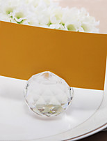 Rhinestone Crystal Place Card Holders - 1 Piece/Set