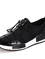 Men's Walking Shoes Synthetic Black / White