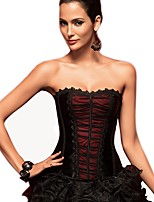 Serre Taille / Corset / Grande Taille Lacet Nylon / Polyester Femme