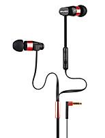 AWEI Awei ES-12hi Kanaal-oordopjes (in gehoorgang)ForMediaspeler/tablet / Mobiele telefoon / ComputerWithmet microfoon / DJ / Volume
