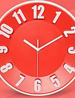 12 Inch 3D Digital Clock Candy Color