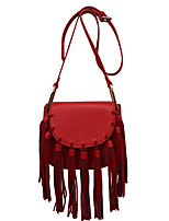 Women-Formal / Sports / Casual / Outdoor / Office & Career / Shopping-PU-Shoulder Bag-Red / Gray / Black