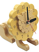 Wood Creative clock