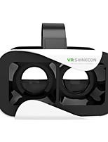 shinecon gafas de realidad virtual 3D de gafas 3D de diseño humanizado 4.7 ~ 6